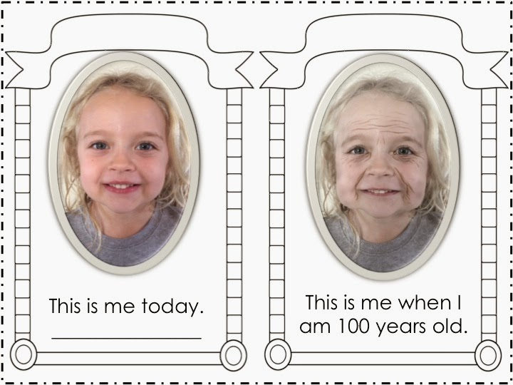 100th day free printable