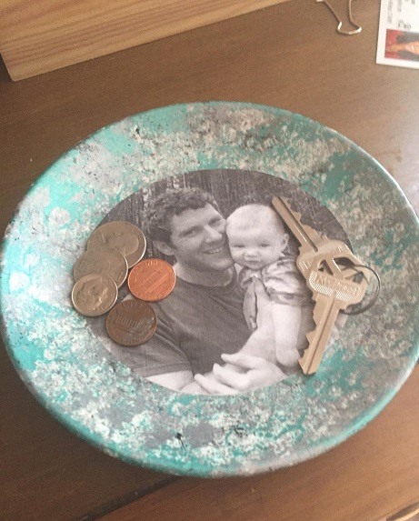 Father's Day memory craft